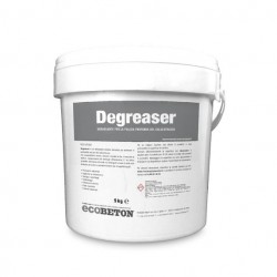 Degreaser - odmašťovač a čistič betonu