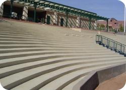 Oprava baseballového stadionu