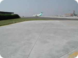 Pavishield - externí průmyslové podlahy